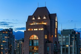 Lavish Affluence And Amazing Views Shape Posh Vancouver Penthouse