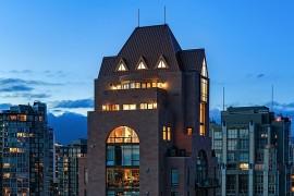 Lavish Affluence And Amazing Views Shape Posh Vancouver Penthouse