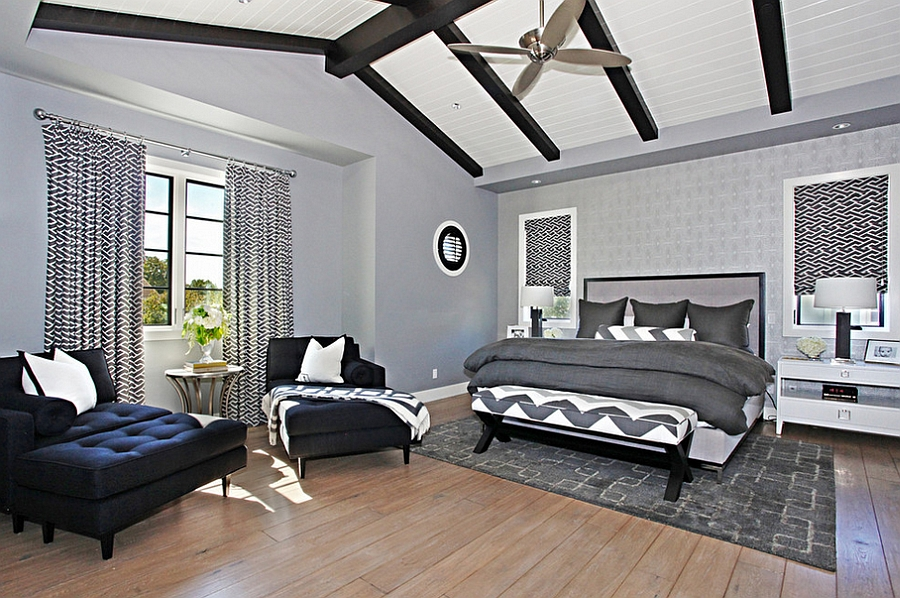 View in gallery Gray is a perfect choice for the modern bedroom with a  cool  masculine auraMasculine Bedroom Ideas  Design Inspirations  Photos And Styles. Male Bedroom Ideas. Home Design Ideas