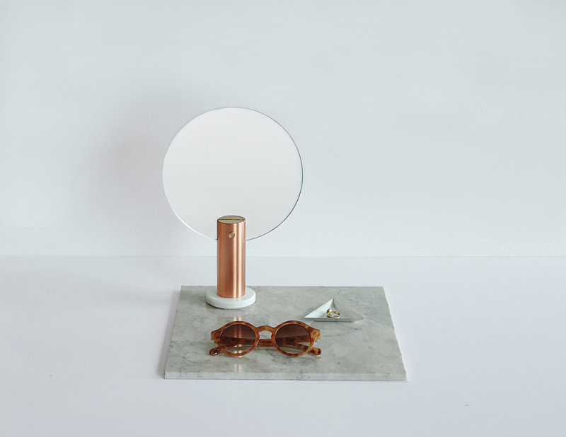 Hand mirror from Ladies & Gentlemen Studio