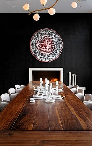 How to Decorate with Black Ideas