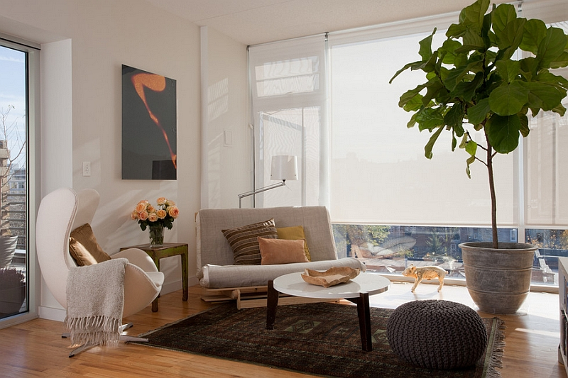 Incorporate elements of Feng Shui in your living room design