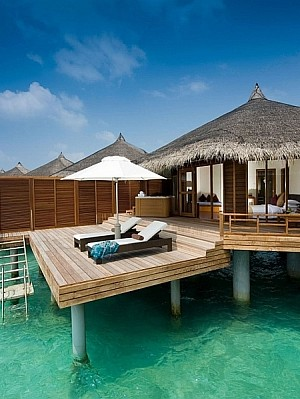Kuramathi Island Resort in Maldives