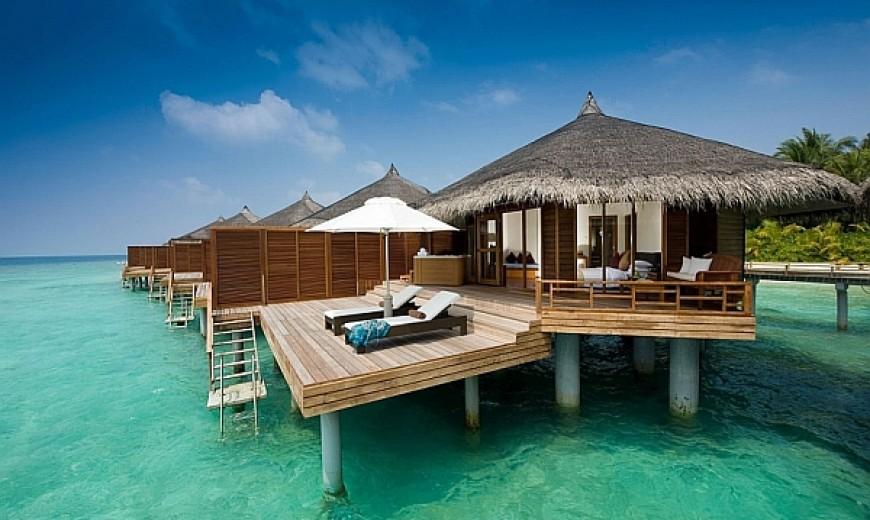 Kuramathi: Idyllic Island Resort Promises An Exotic Getaway With Stunning Views