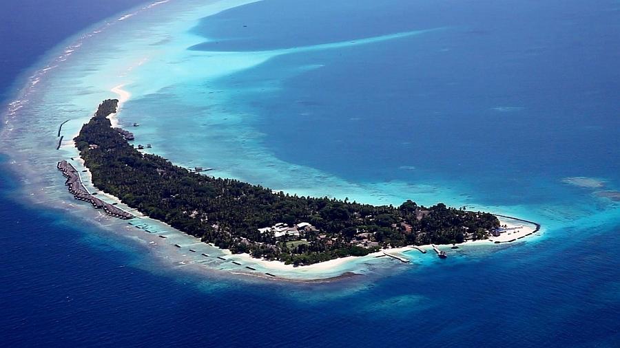 Kuramathi Island Resort in Rasdhoo Atoll Maldives