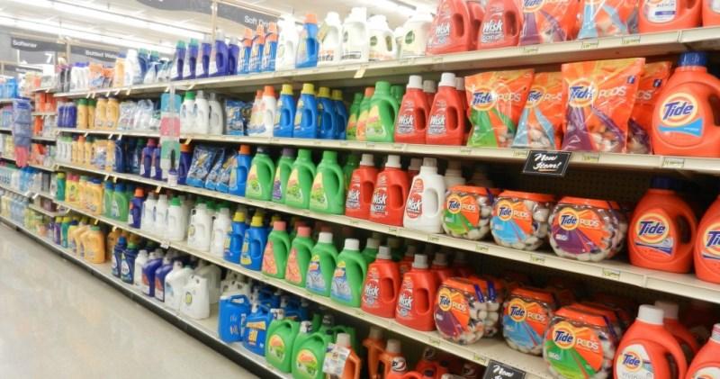 Laundry detergent possibilities