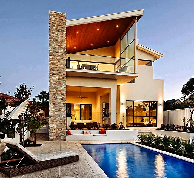 Scenic River Views And Indoor-Outdoor Interplay Shape Classy Aussie Home