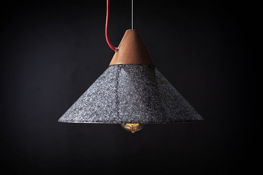 Mika 350 Pendant lamp inspired by traditional galician architecture