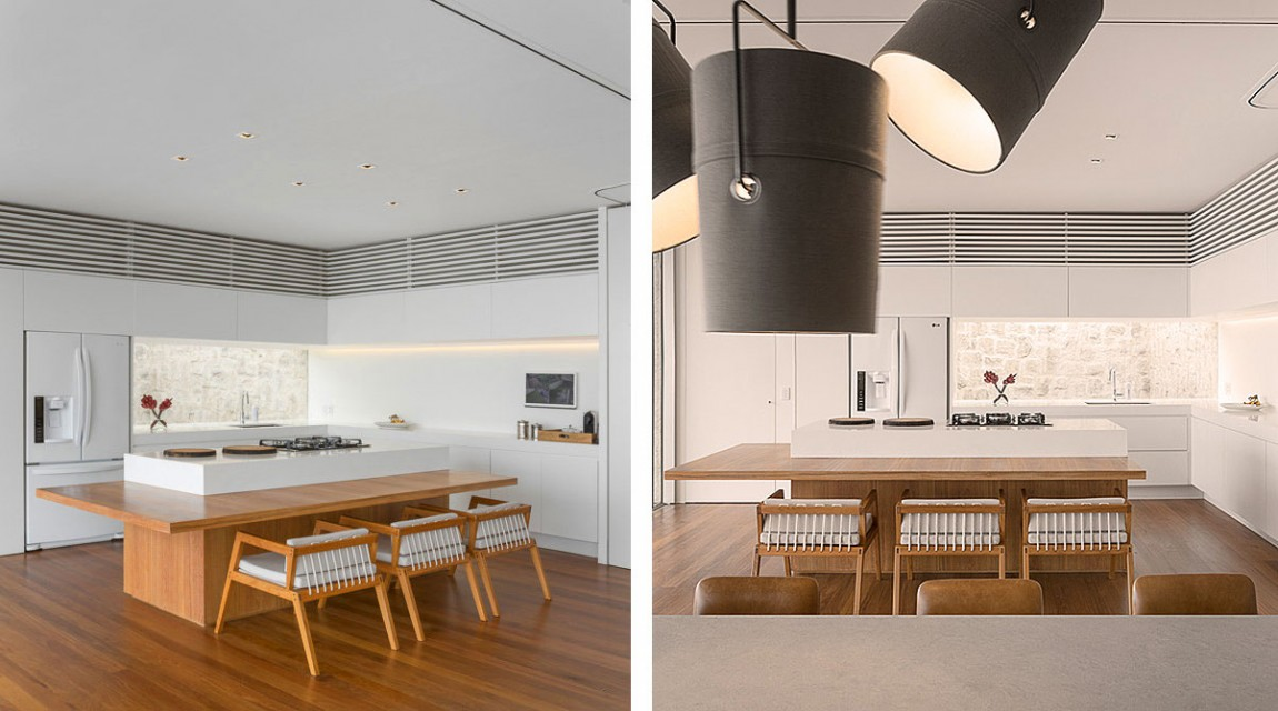 Minimal interiors offers a lovely balance between style and visual warmth