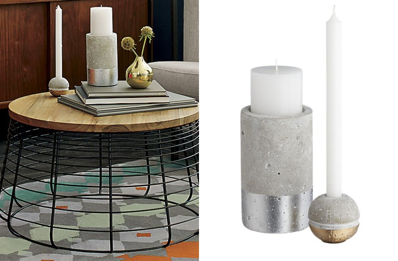 Modern candleholders The Top Fall Trends For Interior Design