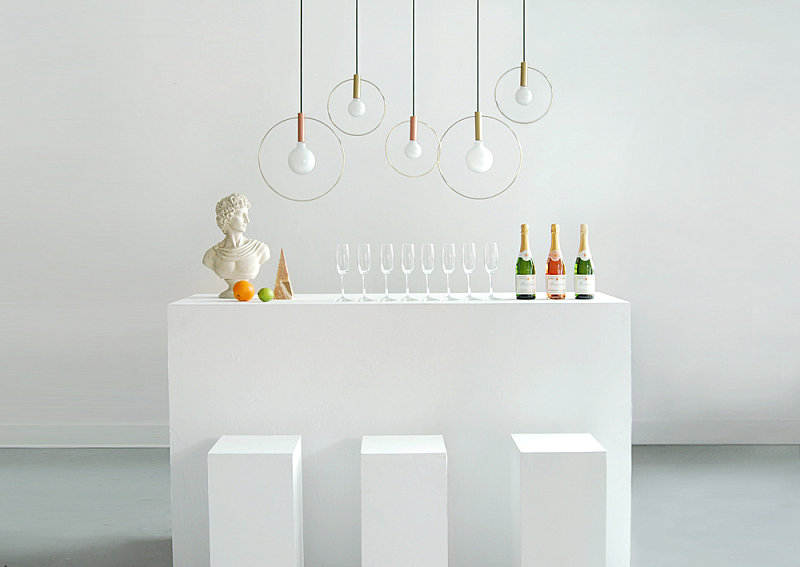 Modern pendant lights