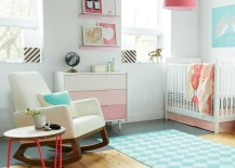 Modern Baby Girl Rooms