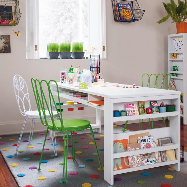 Colorful rug ideas for kids 39 rooms Land of nod playroom ideas