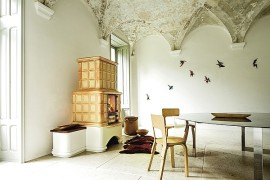 Efficient Wood-Burning Heating Systems With Timeless Allure