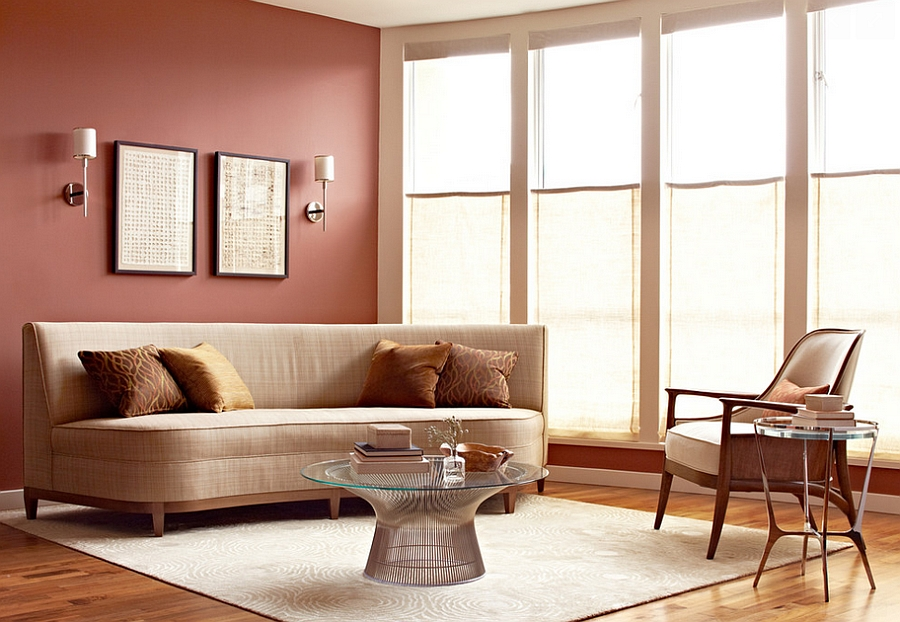 Bon View In Gallery Simple And Sophisticated Contemporary Living Room With An  Eco Friendly Touch