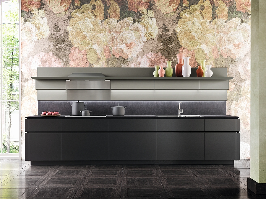 Smart Italian kitchen is the perfect blend of form and function
