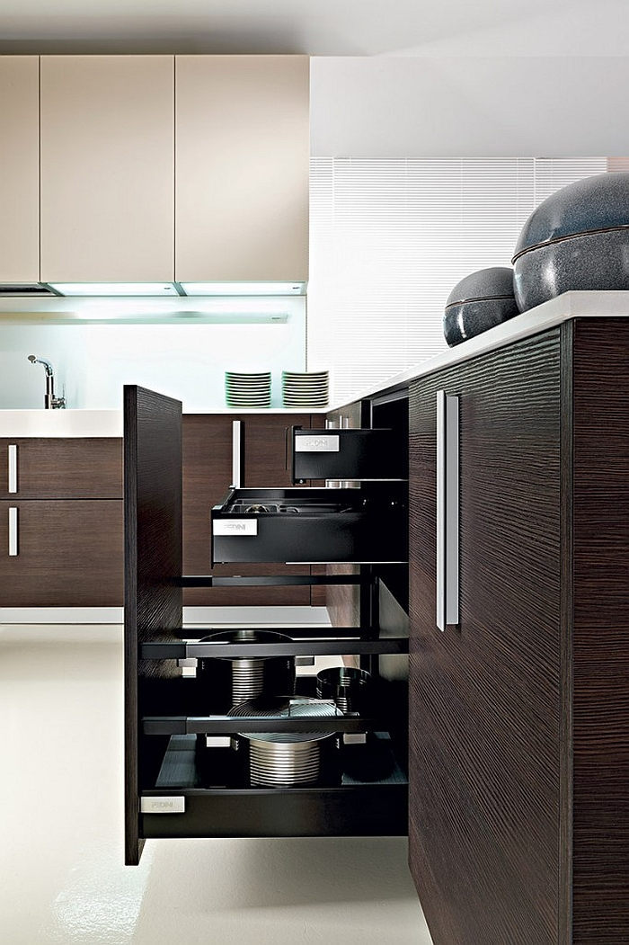 Smart storage solutions for the modern kitchen