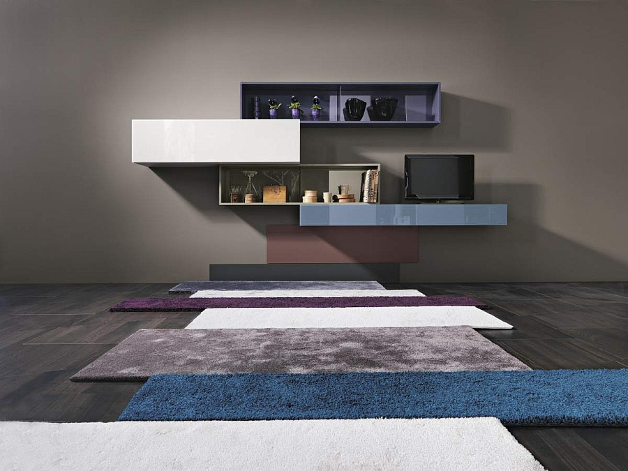 Versatile compositions using the 36e8 bring style and innovation to the room