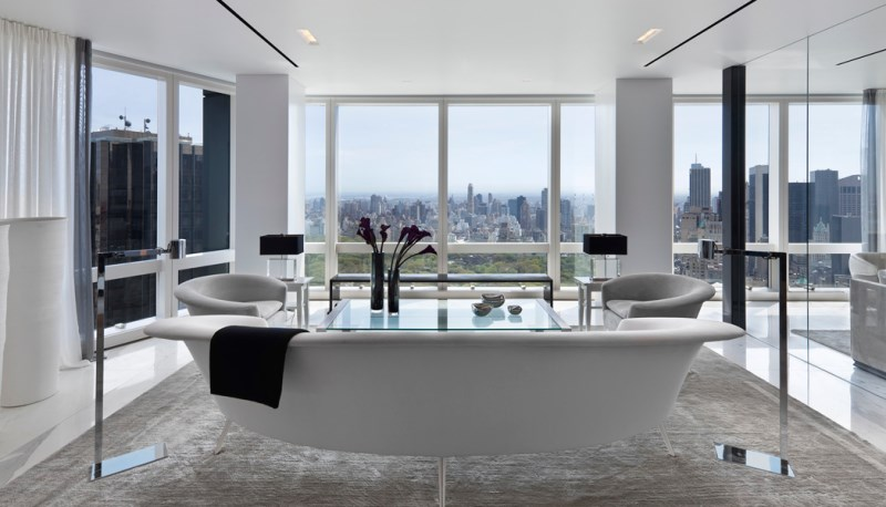 A Manhattan residence designed by Jennifer Post