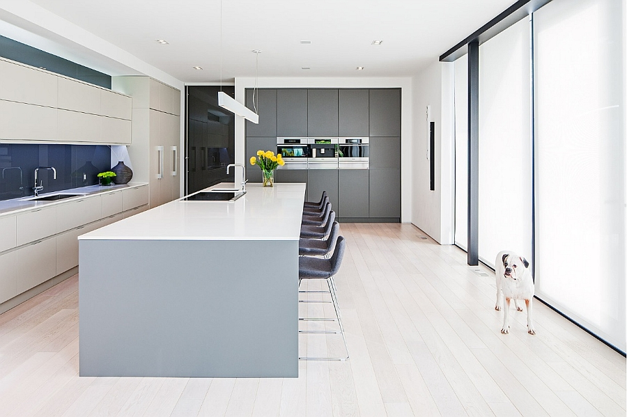 A social kitchen that brings the family together