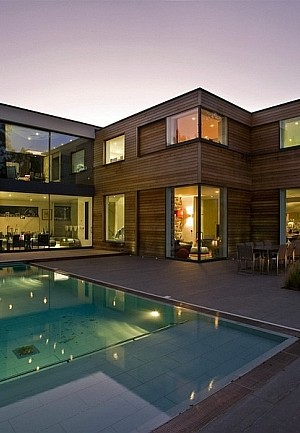 Beautiful modern contemporary home