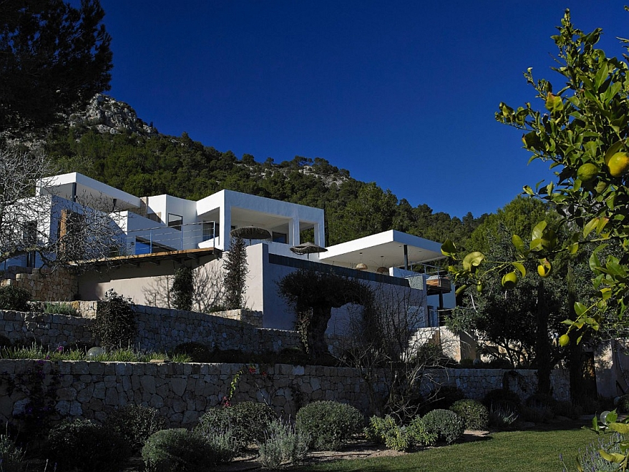 Can Schlacher Private Residence in Ibiza Sunny Retreat With Sensational Views: Ibiza Villa!