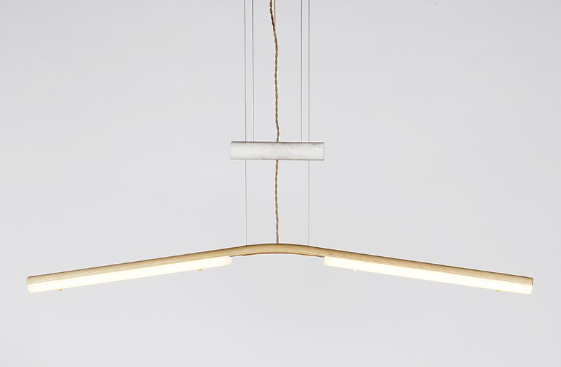 Counterweight Pendant Light from Fort Standard