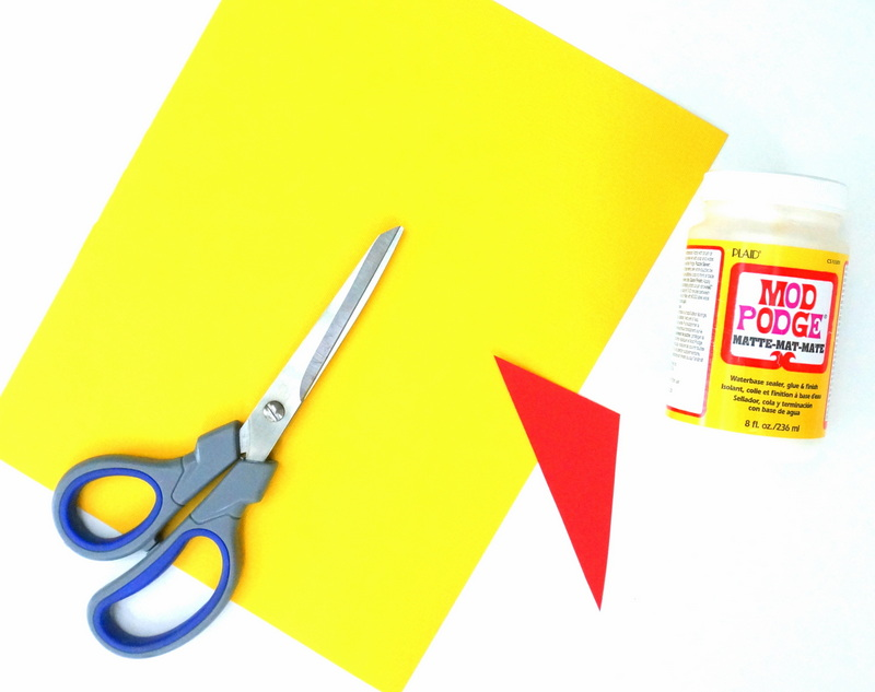 DIY paper art supplies