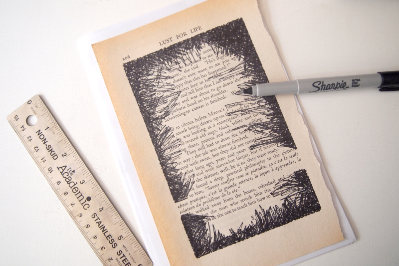 view in gallery diy project turns old book pages into interesting wall art - Book Pages Art
