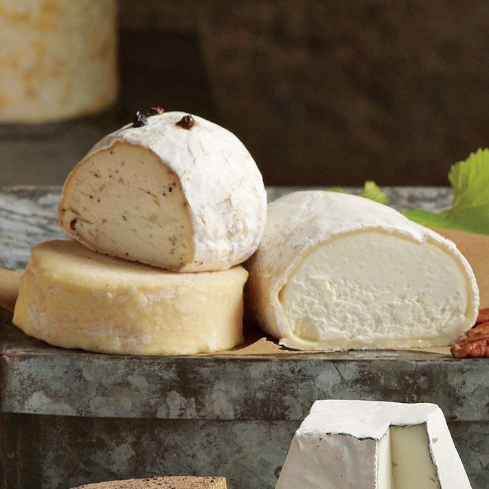 Delicious cheese collection from Williams-Sonoma