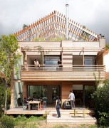Eco Sustainable House Paris
