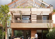 Smart Eco-Sustainable Prefab House Charms With Versatile Green Goodness