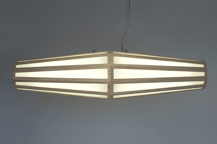 Framework Conical lighting by Fort Standard