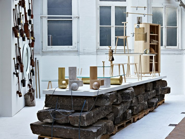Furniture collection by Faye Toogood
