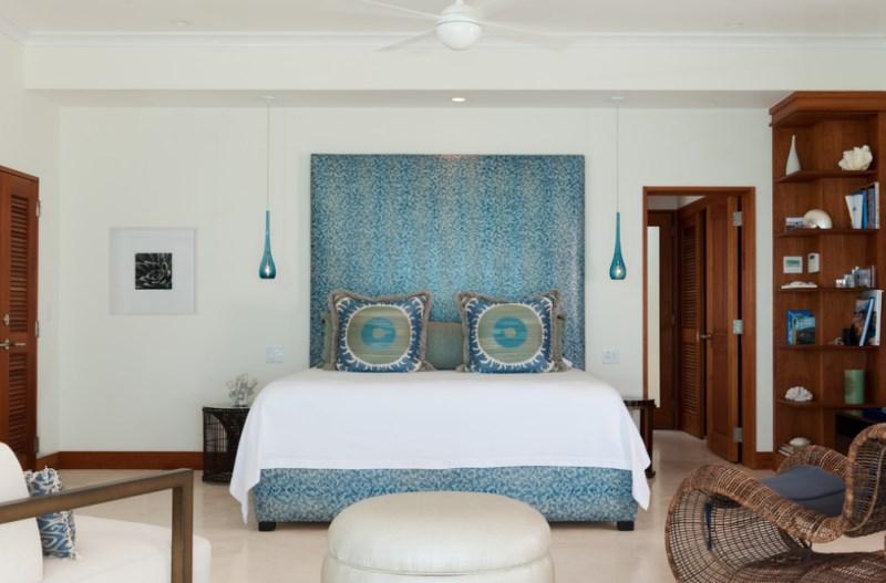 Grand Turks & Caicos sleeping space