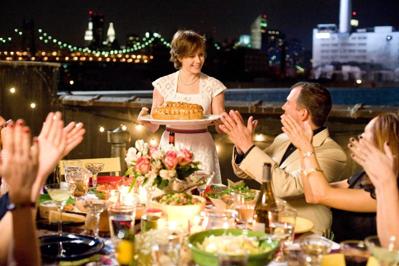 Hosting a dinner party may or may not fit into your visit schedule