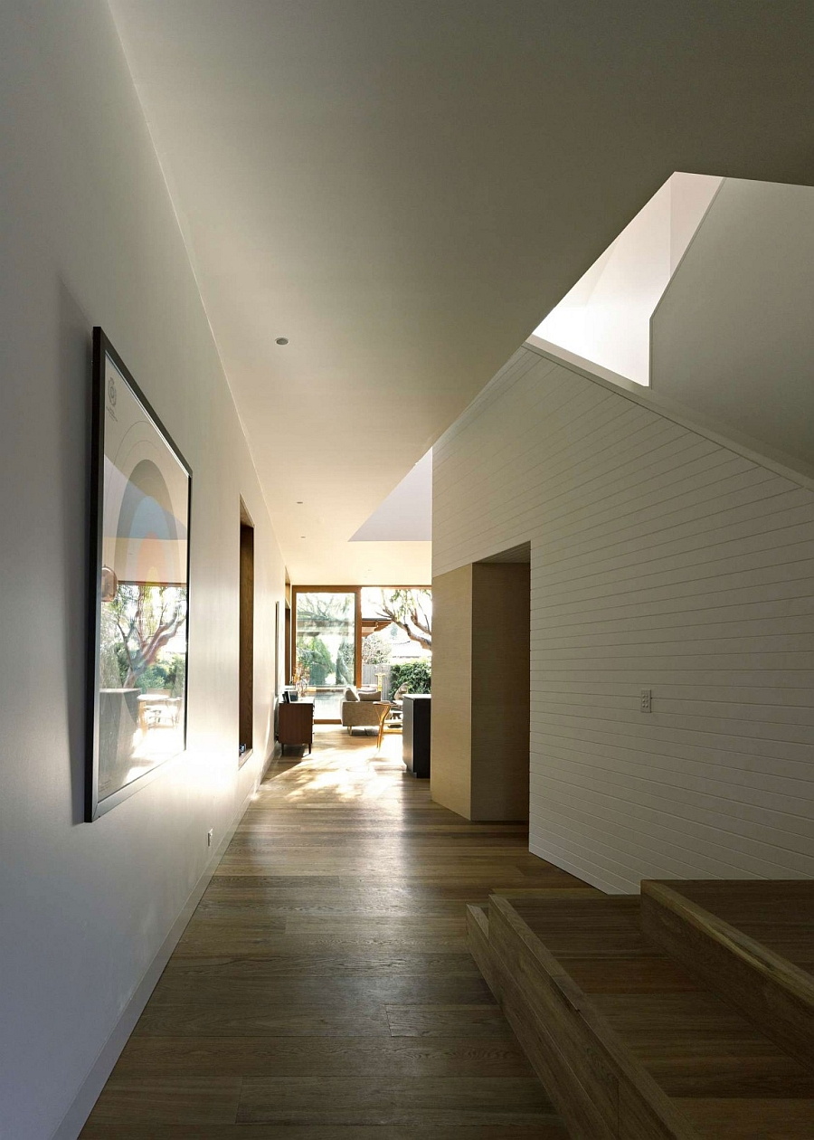 Interior that makes smart use of natural light