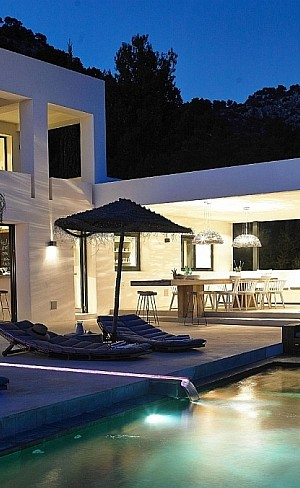 Lavish Private Villa Ibiza Sea Views
