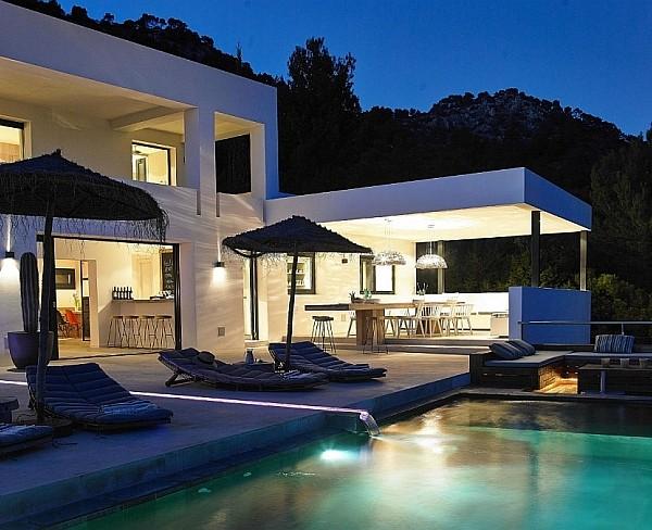 Lavish Private Villa Ibiza Sea Views