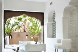 Modern Moroccan-Inspired Bathrooms That Promise Exotic Indulgence