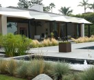 Native Grass Shapes the Modern backyard