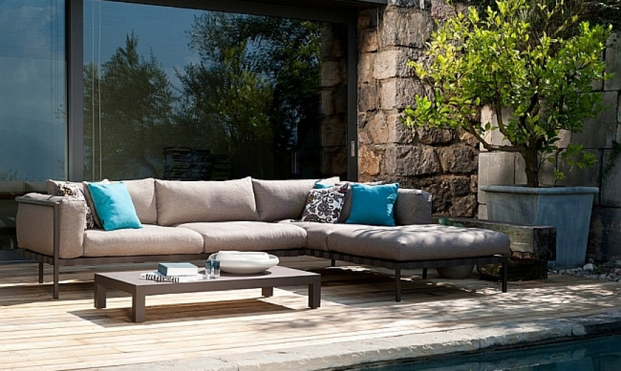 Exclusive Outdoor Decor Collection Promises Luxury Wrapped In Resilient Style