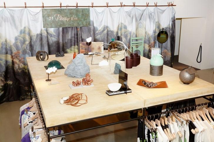 Philip Lim pop-up shop by Studio Toogood