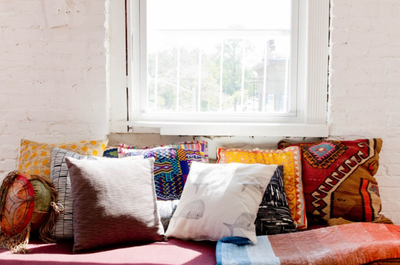 Pillows make life comfier