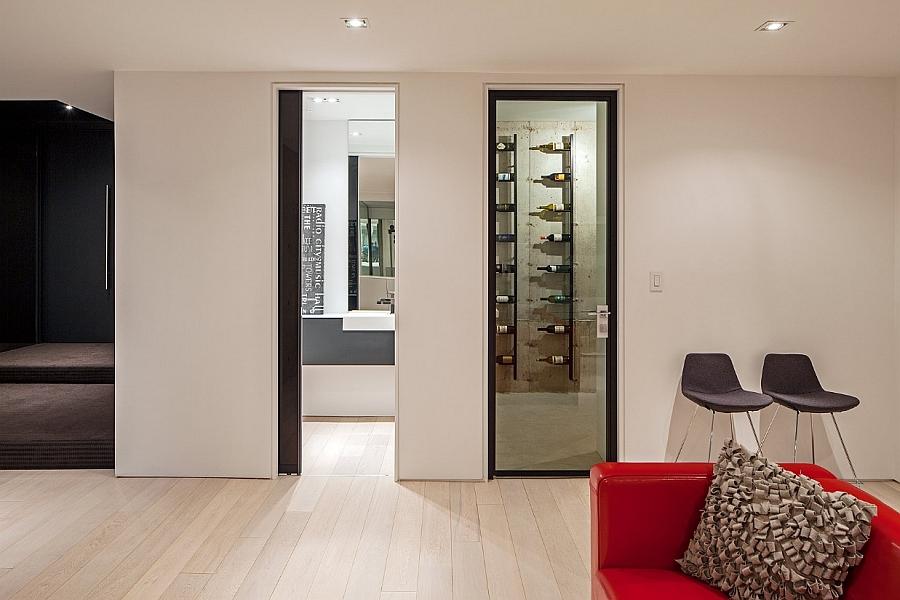 Simple Penthouse Apartment