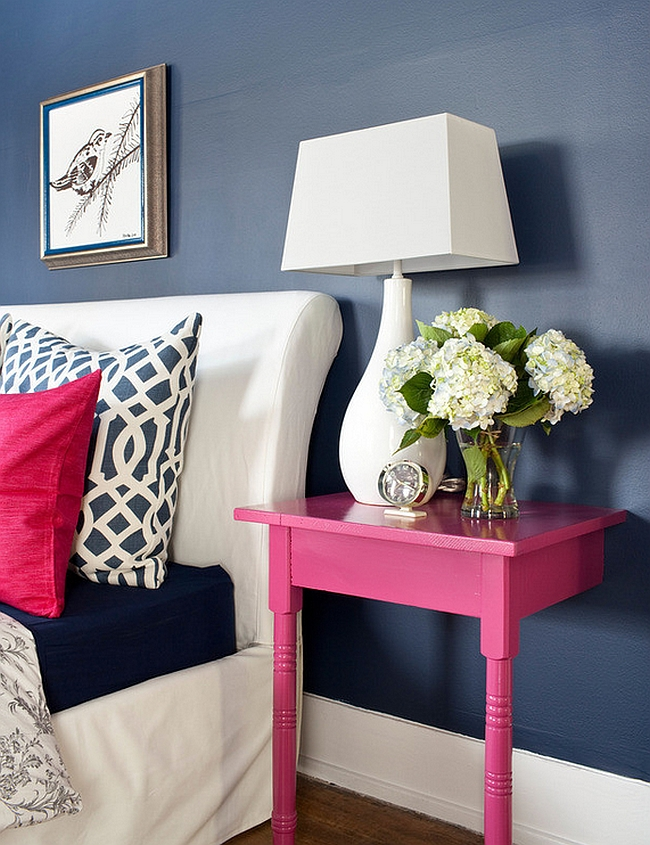 Simple decor additions can give the bedroom a feminine touch with ease [Design: Garden Candy]