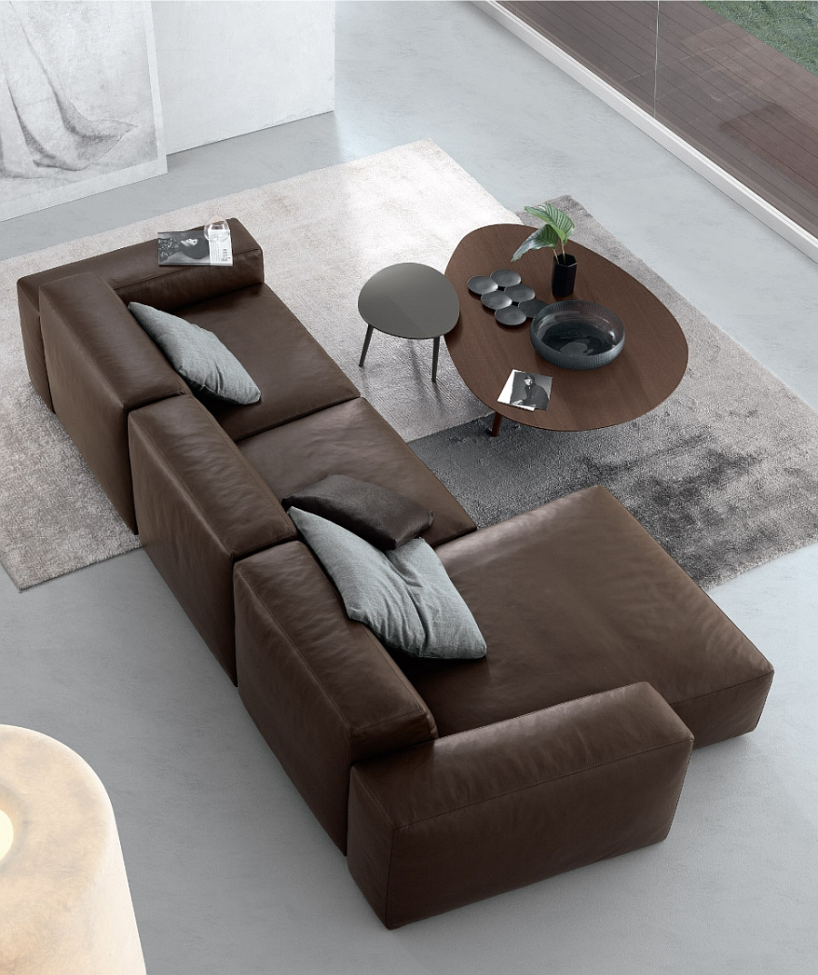 Trendy Round Coffee Table Ideas Contemporary Style