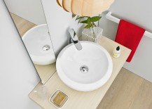 Small Bathroom Design Solutions With Trendy, Smart Sophistication