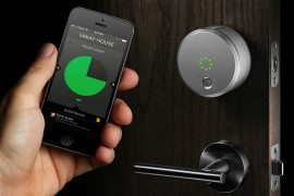 5 Smart Locks That Hold The Key To Tech-Savvy Future Homes