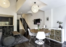 Exclusive Loft Townhouse In Vancouver Sizzles With Customized Design Solutions